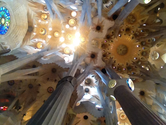 plafond Sagrada OML