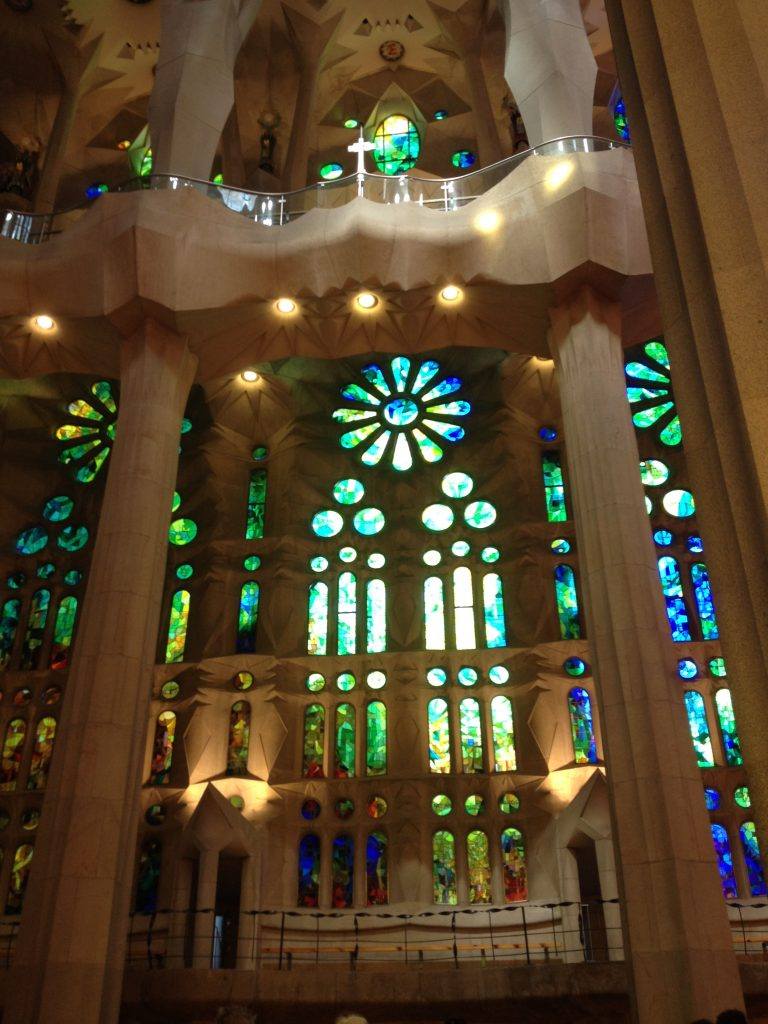vitraux Sagrada OML