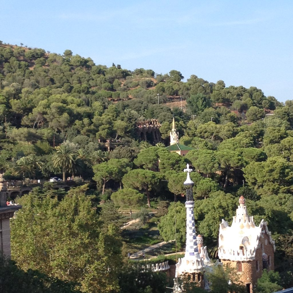 Parc Guell OML