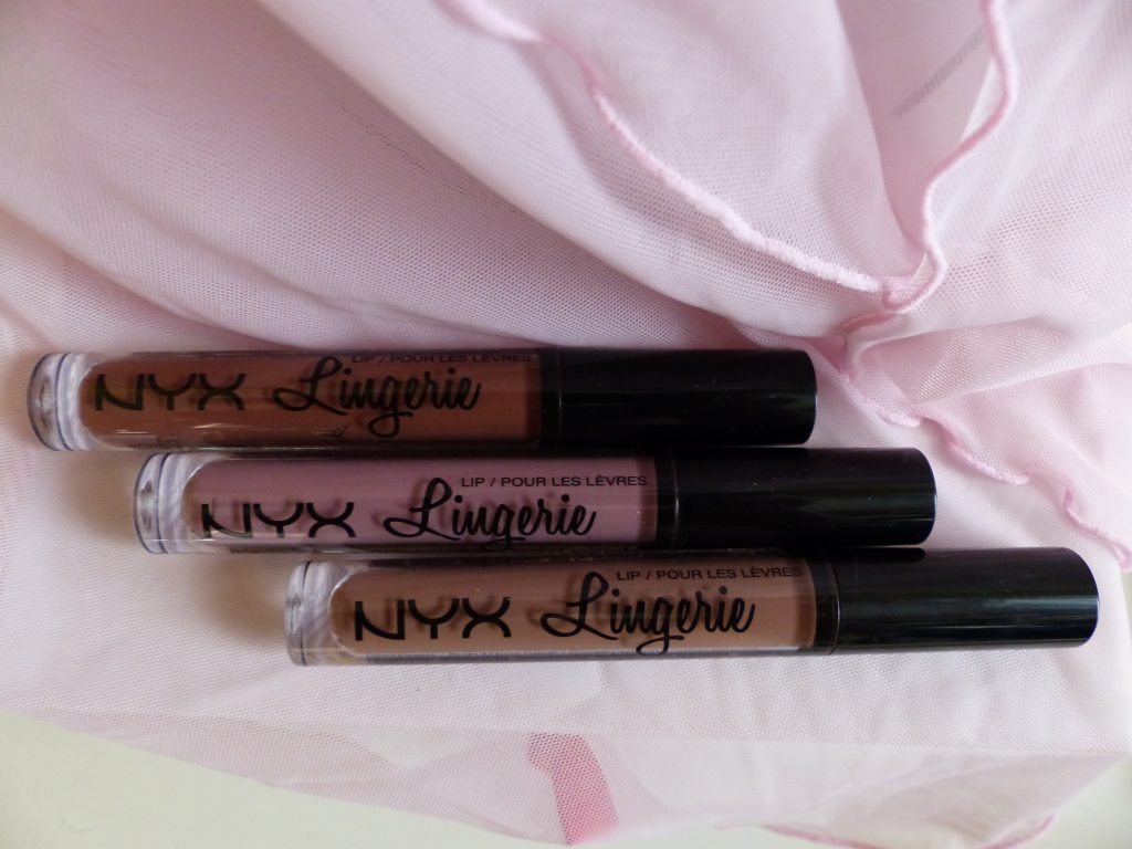 OML nyx lingerie packaging