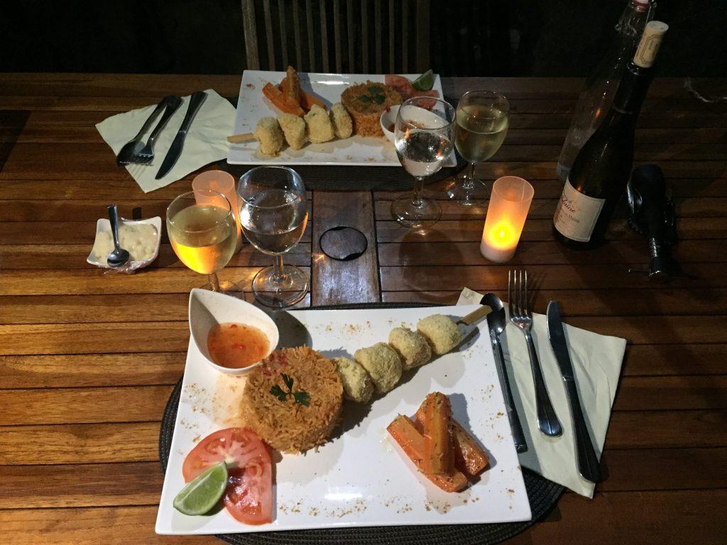 table d'hôte DOMBUL